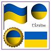 ukraine Grafiksatz