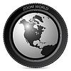 世界摄影镜头 | 向量插图
