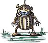 Alien-Roboter