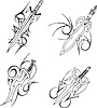 Tribal Blade-Designs
