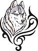 Wolf-Tattoo