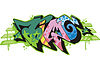 Graffito - Zeit