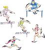 Leichtathletik - Laufen