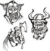 Viking Köpfen