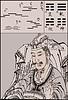 Manga von Hokusai - Japanische Meister | Stock Vektrografik