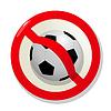Nicht mehr Fußball