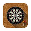 Dart board App-Icon