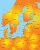Baltikum Ländern