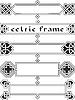 Set keltische Rahmentrommel