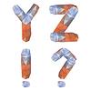 ID 4011880 | Geometrische Kristall Alphabet | Stock Vektorgrafik | CLIPARTO