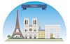 Paris | Stock Vektrografik