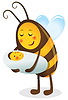 1669 - Bee Mutter und Kind