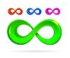 ID 3881136 | Symbol of infinity | Klipart wektorowy | KLIPARTO