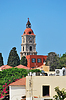 Rhodes Landmark Clock Tower | Stock Foto