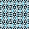 Blaue und graue nahtlose Muster