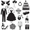 Hochzeit-Set