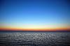Blau Sonnenuntergang | Stock Foto
