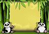zwei Panda