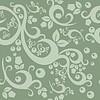 elegant vintage floral nahtlose Muster Hintergrund