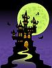beängstigend Schloss