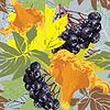 Nahtlose Herbst Hintergrund