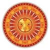Dekorative Sommer Mandala | Stock Vektrografik