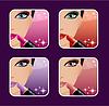 Make-up-Ikonen