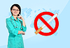 ID 4073968 | Brak koncepcji palenia | Foto stockowe wysokiej rozdzielczości | KLIPARTO