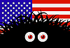 Unknown Bedrohung für Vereinigten Staaten von Amerika - Comic