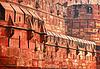 岁的印度红堡建设 | 免版税照片