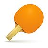Schläger Ping-Pong-Tisch