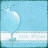 Retro Background Kleine Prinz
