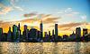 ID 3795499 | New York Stadtbild beim Sonnenuntergang | Foto mit hoher Auflösung | CLIPARTO
