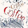 Retro-Design Kaffeeplakat