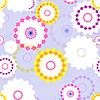 Sprin Астер цветами | Векторный клипарт