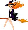 Witch Reitbesen