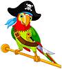 Pirat-Papagei