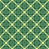 ID 3778588 | Nahtlose abstrakte Muster mit Kreisen und Rauten | Stock Vektorgrafik | CLIPARTO