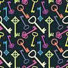 키 패턴 | Stock Vector Graphics