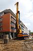 ID 3831907 | Baumaschine beim Straßenbau | Foto mit hoher Auflösung | CLIPARTO