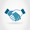 Hand shake | Stock Vector Graphics
