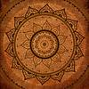 ID 3819978   Mandala. Indian dekoracyjny wzór   Stockowa ilustracja wysokiej rozdzielczości   KLIPARTO