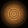 ID 3819979 | Mandala. Indian dekoracyjny wzór | Stockowa ilustracja wysokiej rozdzielczości | KLIPARTO