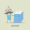 Wissenschaftler Lesebuch