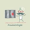 Rheumatologe sagt über Schmerzen in den Gelenken der Füße einer