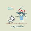 Hunde-Ausbildung Hund