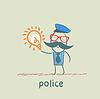 Polizei hält Idee