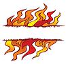 Vier Elemente 'frame: Feuer