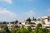 Ansicht von Jerusalem Stadt | Stock Foto