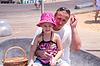 Vater und Tochter | Stock Foto